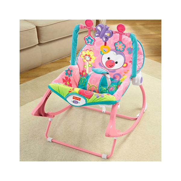 Fisher Price Infant to Toddler Rocker gultukas