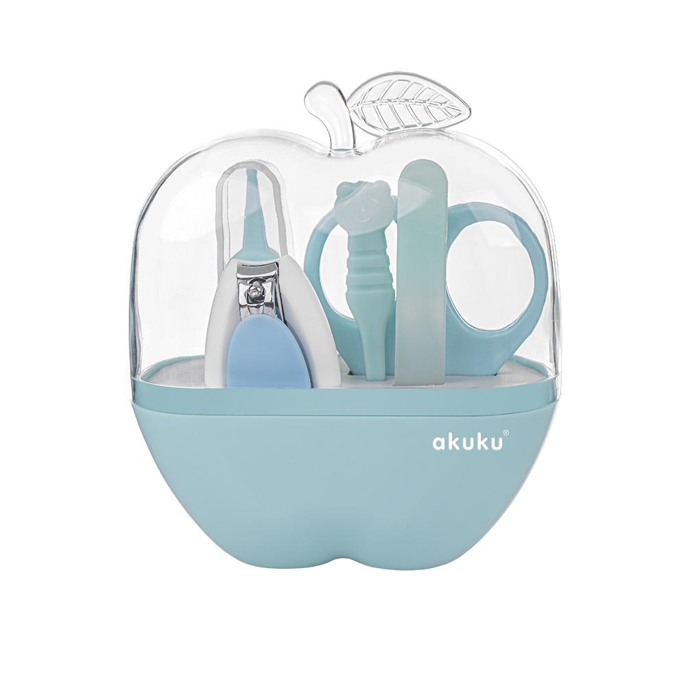 Akuku kūdikio priežiūros rinkinys OBUOLYS, A0043