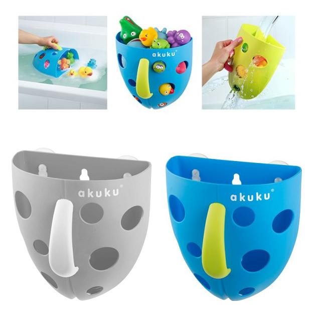 Akuku vonios žaislų krepšys