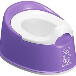 BABYBJÖRN naktipuodis Smart Potty VIOLETINIS