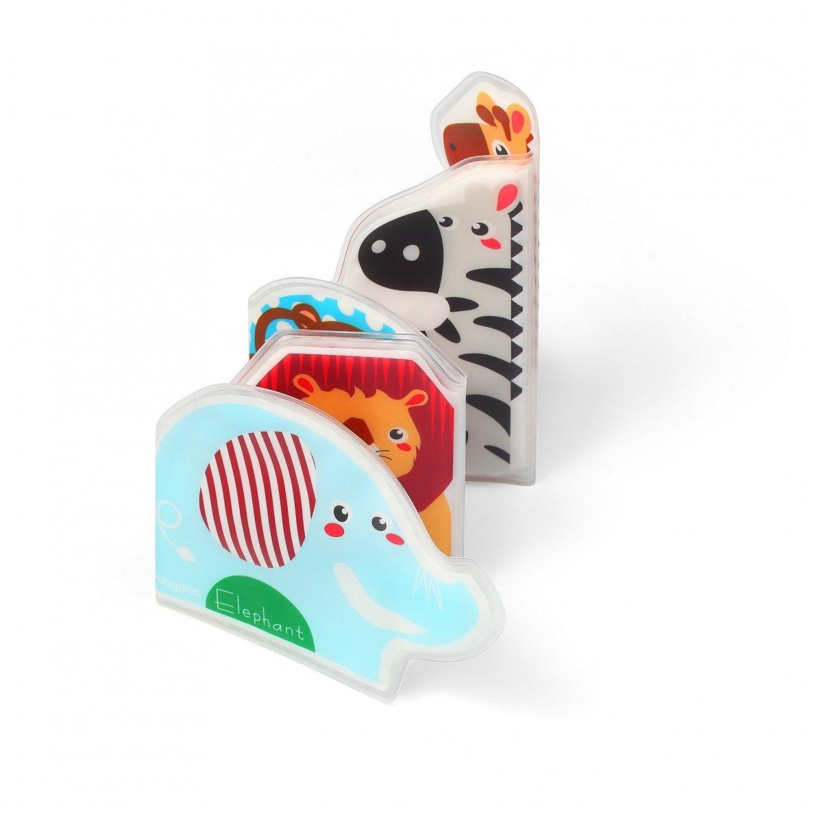 BabyOno vonios žaislas-knygutė DRAMBLIUKO DRAUGAI