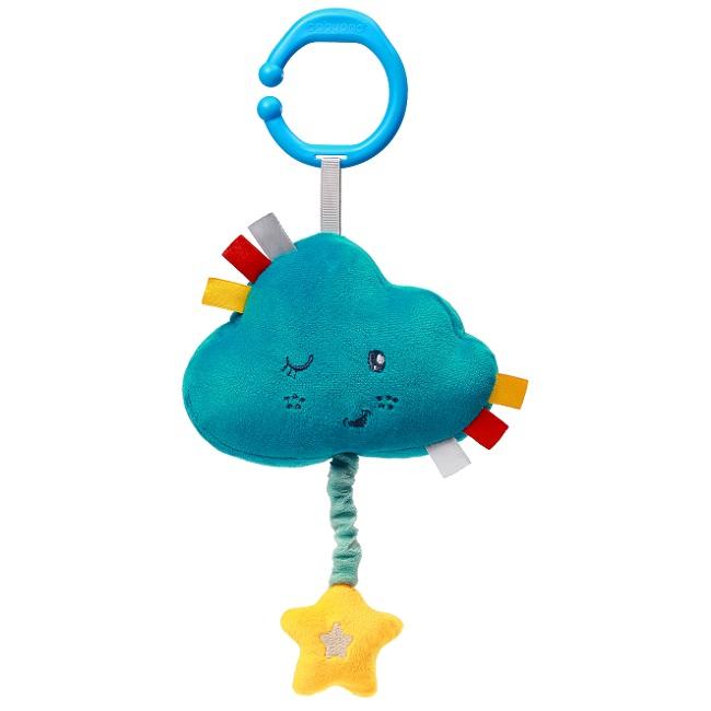 BabyOno pakabinamas žaislas su melodija DEBESĖLIS