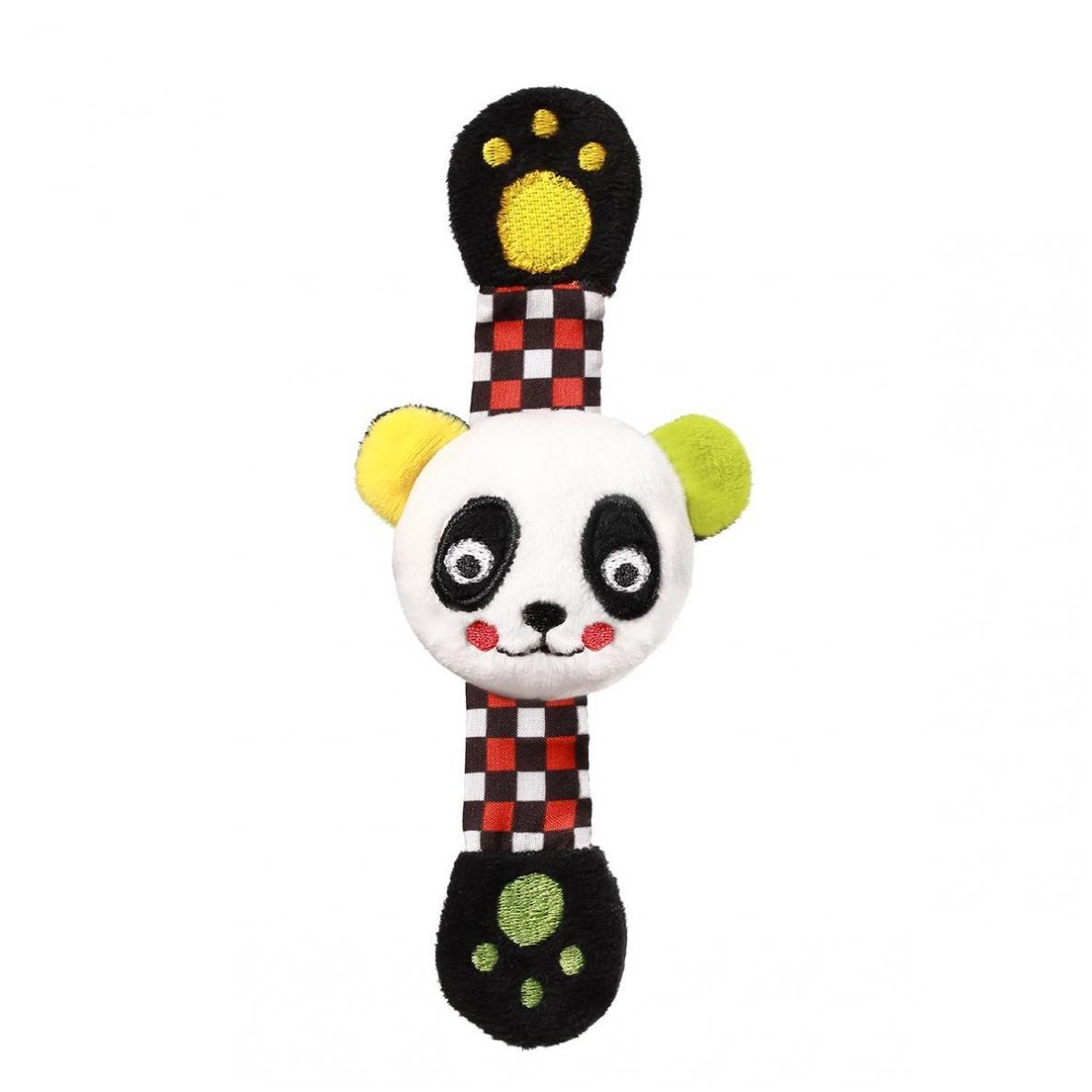 BabyOno barškutis ant rankos PANDA, C-MORE