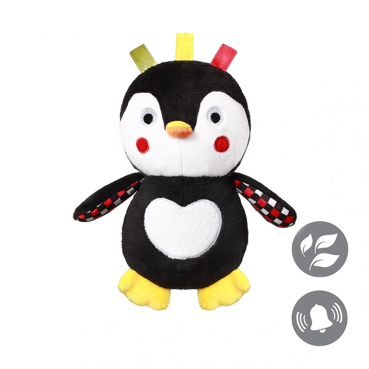 BabyOno minkštas žaislas PINGVINAS, C-MORE