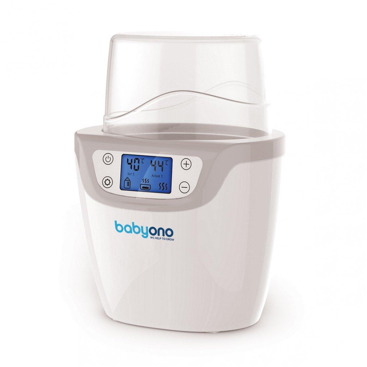 BabyOno elektroninis maistelio šildytuvas 2 in 1