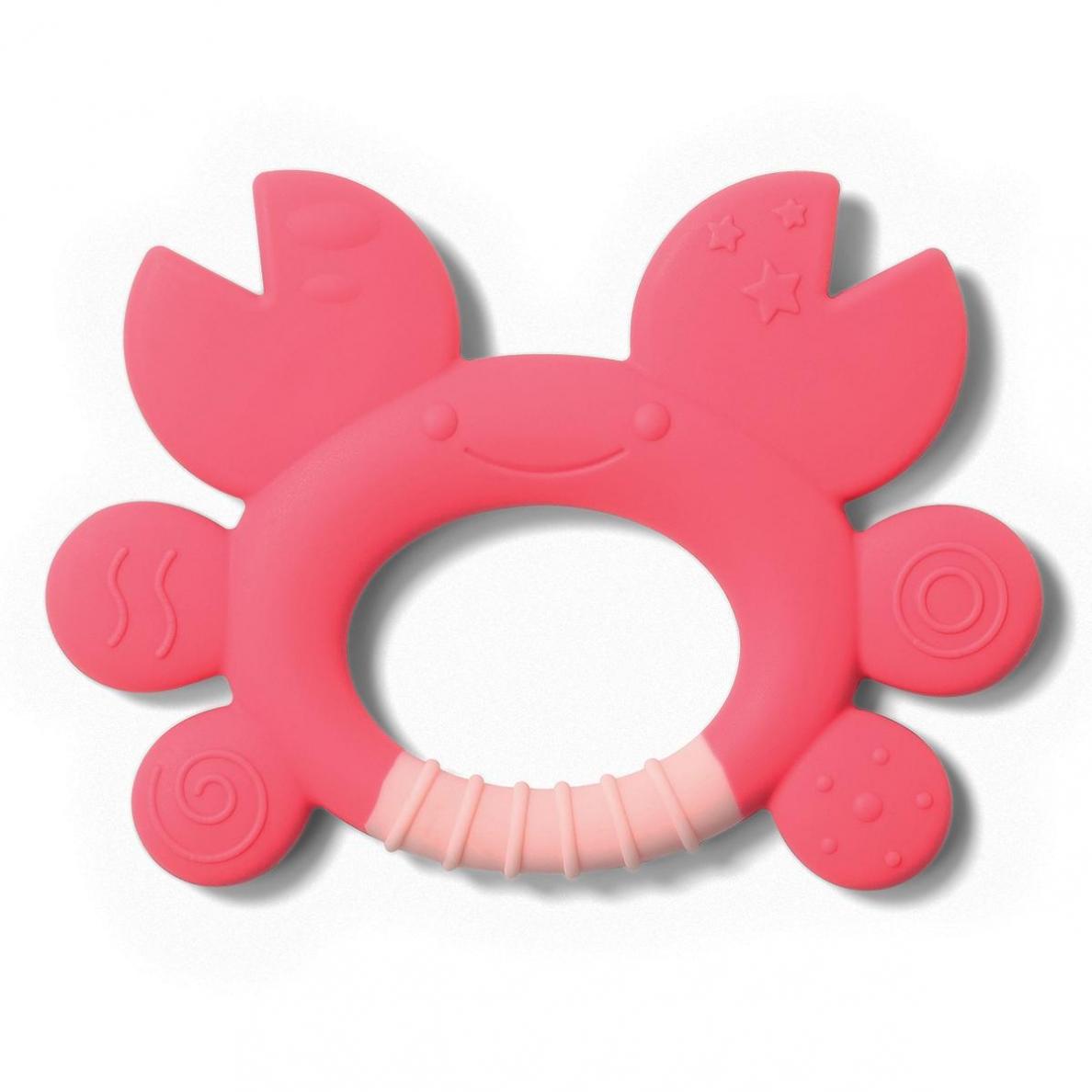 BabyOno kramtukas silikoninis KRABAS