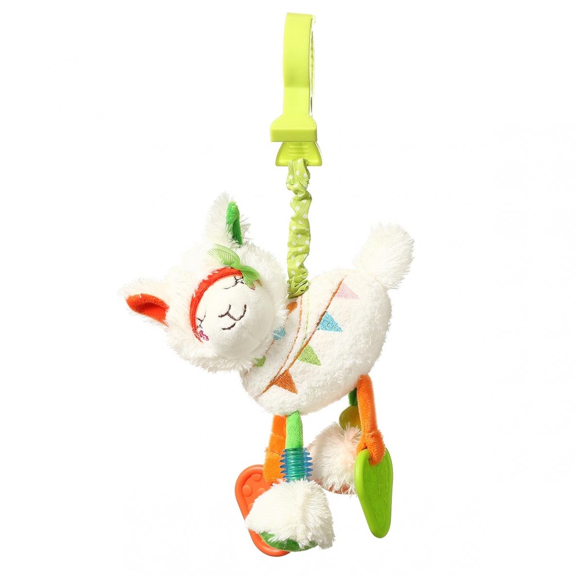BabyOno vibruojantis žaislas LAMA JANE, 715