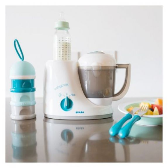 Beaba Babycook Original Plus kombainas 6 in 1