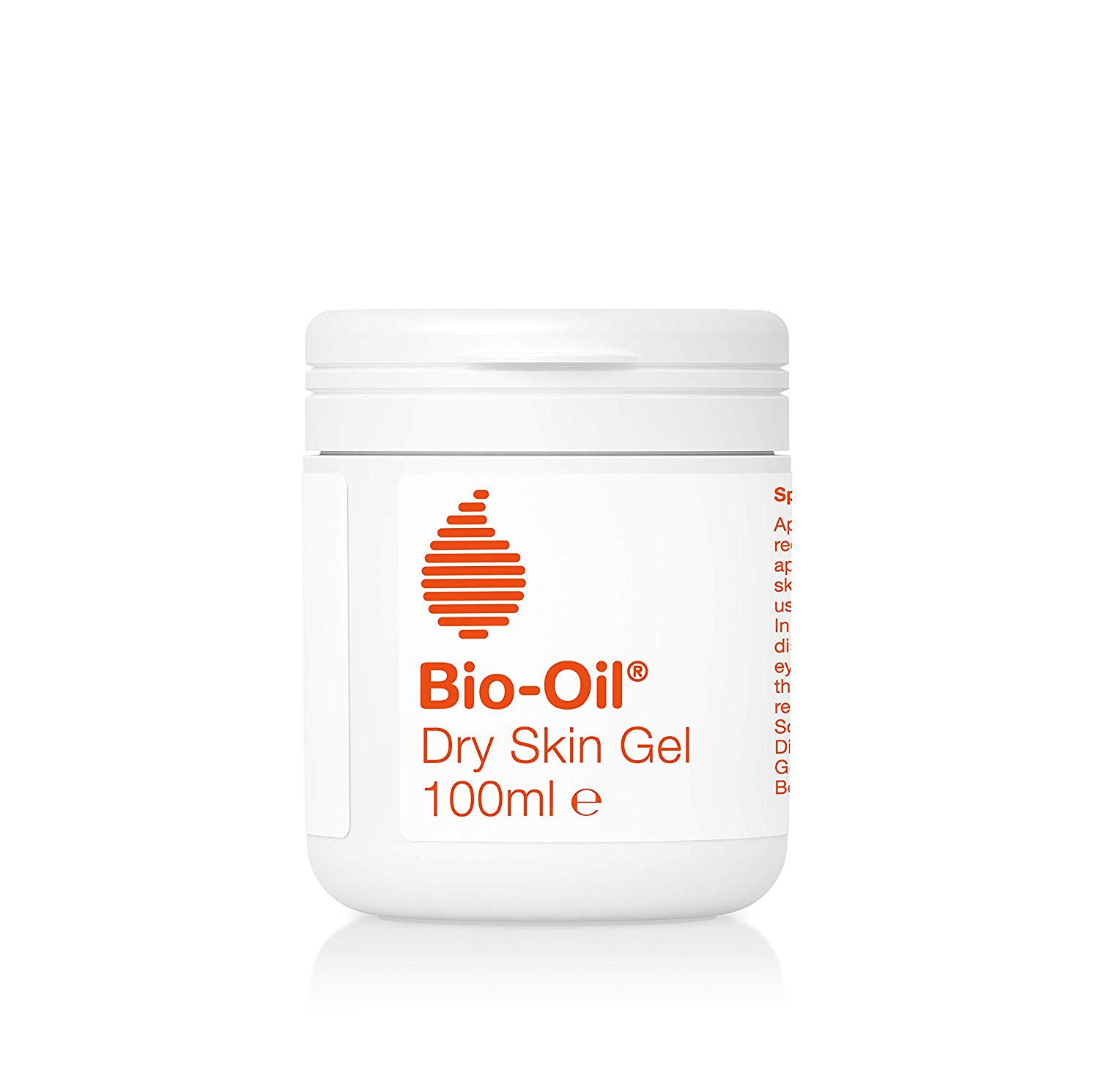 Bio-oil drėkinamasis gelis 100 ml
