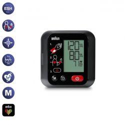 Braun riešinis kraujospūdžio matuoklis VitalScan™ 3 – BBP2200