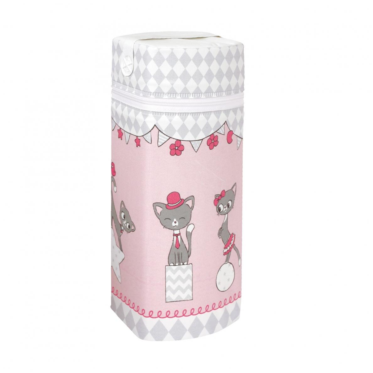Cebababy universali termopakuotė JUMBO, kačiukai (rožinė)
