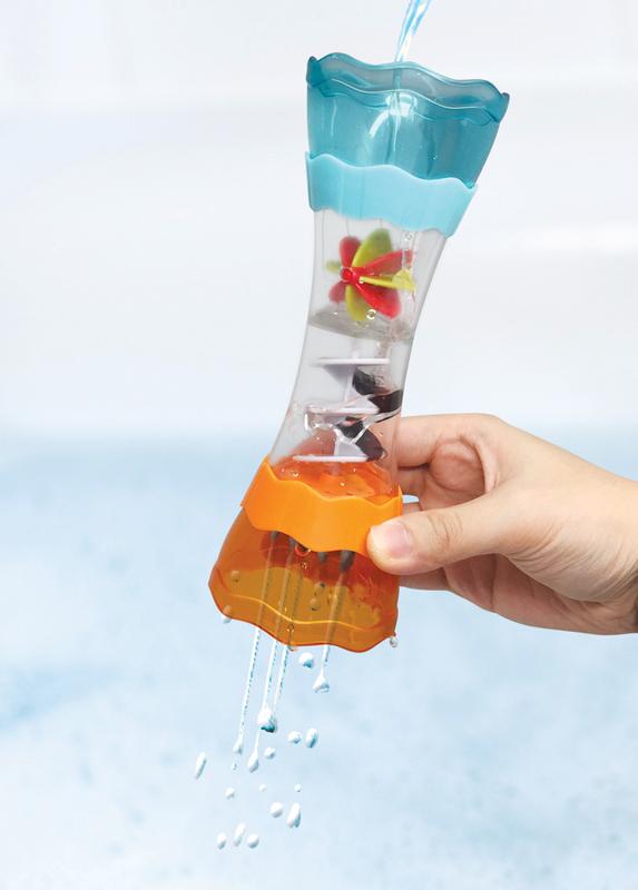 Infantino vonios žaislas Water Wand