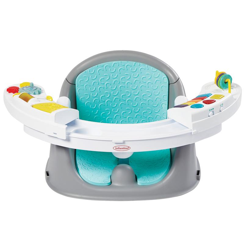 Infantino kėdutė su veiklos centru 3-in-1 Discovery Seat & Booster