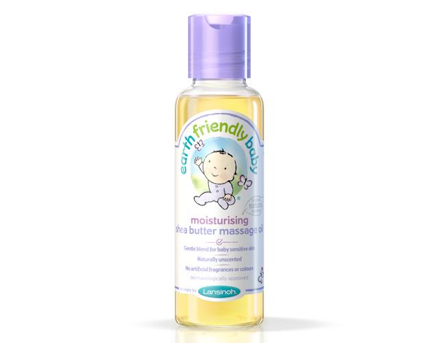 """Lansinoh ekologiškas aliejus masažui """"Earth Friendly Baby"""", 125 ml"""