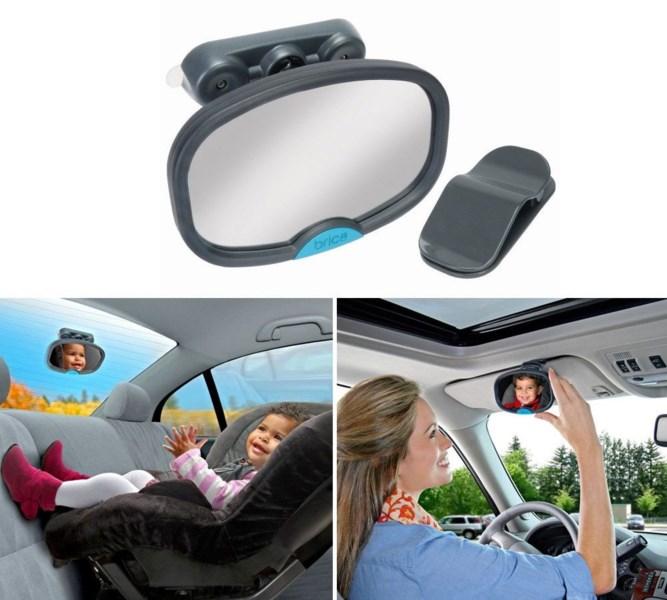 """Munchkin veidrodis automobiliui """"Brica Dual Sight"""""""