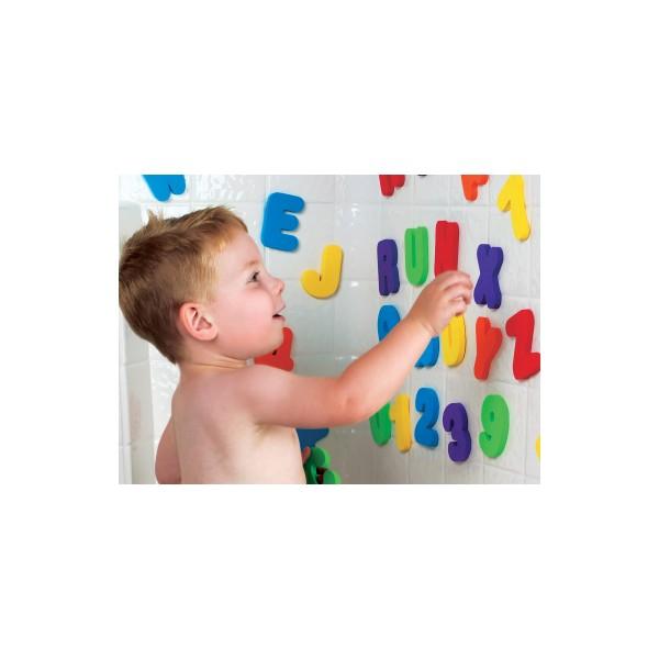 Munchkin vonios raidės ir skaičiai