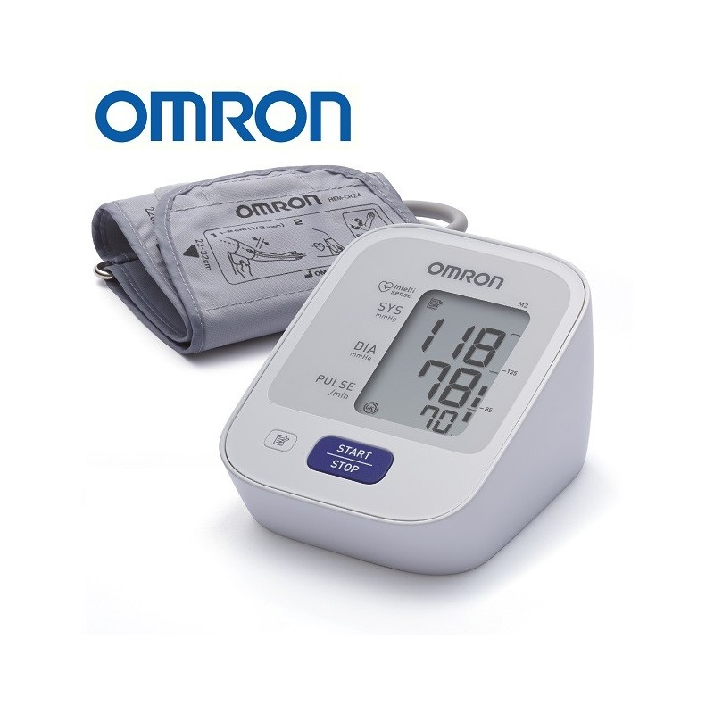 Omron M2 žastinis kraujospūdžio matuoklis