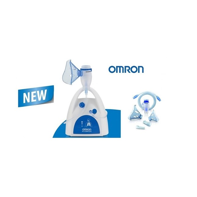Omron inhaliatorius A3 Complete 3-in1 C300