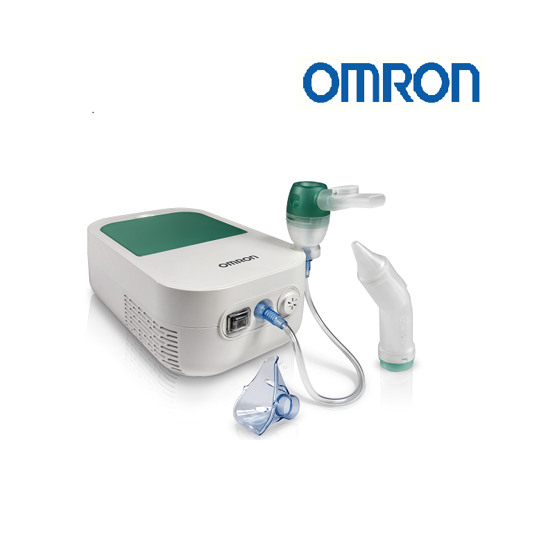 Omron inhaliatorius C301 DuoBaby 2in1