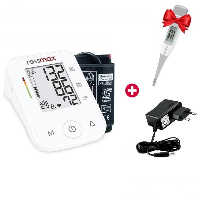 Rossmax kraujospūdžio matuoklis žąstinis X3 (Šveicarija)
