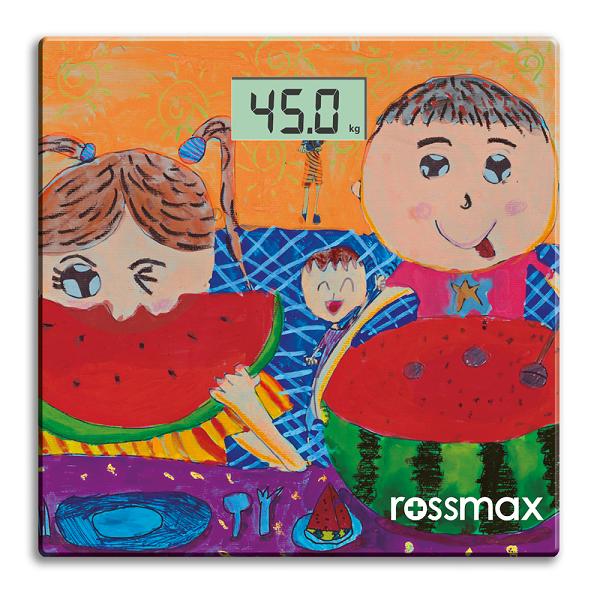 Rossmax svarstyklės WB100 (Šveicarija)