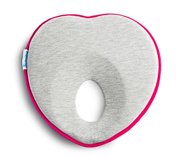 Sensillo pagalvė kūdikiui ROŽINĖ
