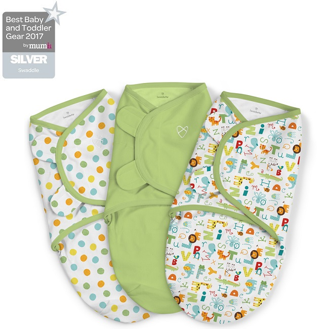 Summer Infant vystyklas-kokonas SwaddleMe Original ABC