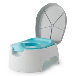 Summer Infant naktipuodis Step Up Potty PILKAS