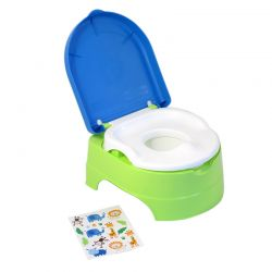 Summer Infant naktipuodis My Fun Potty ŽALIAS