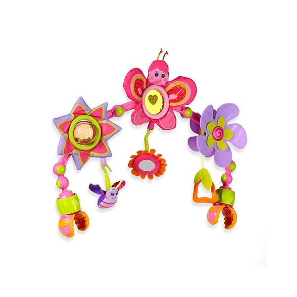 Tiny Love žaislų lankas Tiny Princess Butterfly Stroll