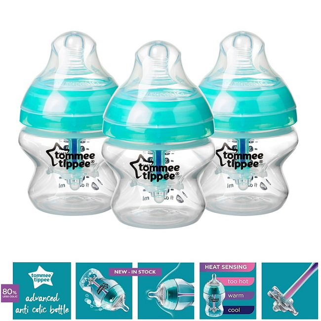 Tommee Tippee buteliukas 150 ml ADVANCED ANTI-COLIC