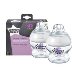 Tommee Tippee buteliukas 150 ml ADVANCED COMFORT
