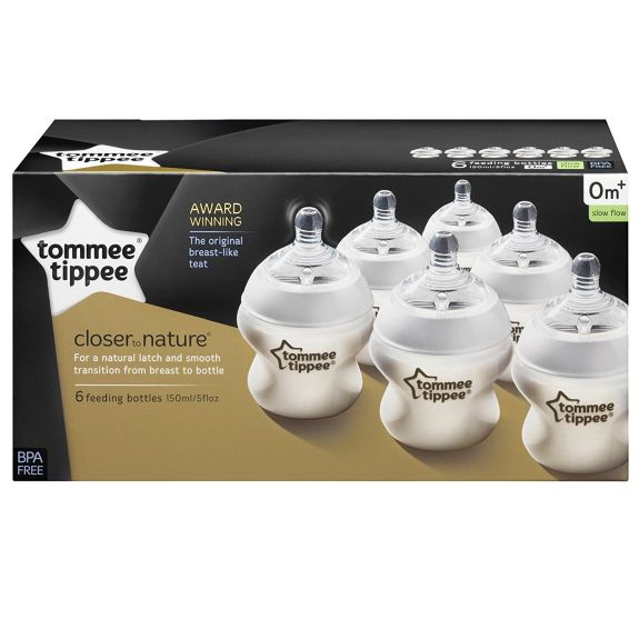 Tommee Tippee  buteliukas 150 ml Easi-Vent