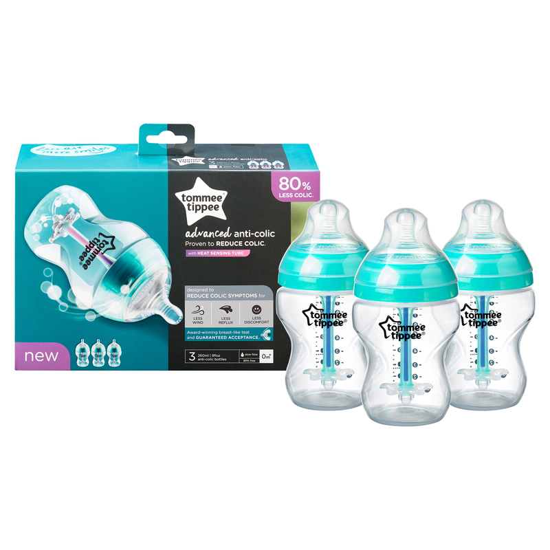 Tommee Tippee buteliukas 260 ml ADVANCED ANTI-COLIC