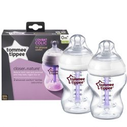 Tommee Tippee buteliukas 260 ml ADVANCED COMFORT