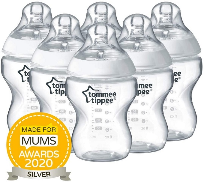Tommee Tippee  buteliukas 260 ml Easi-Vent