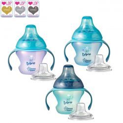 Tommee Tippee gertuvė 4-7mėn. Transition Sippee Trainer