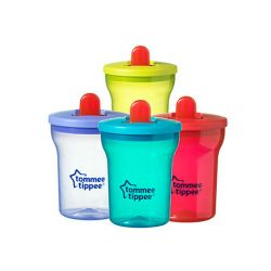 "Tommee Tippee gertuvė nuo 4 mėn. ""Essentials First Beaker"""
