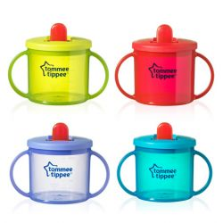 Tommee Tippee gertuvė nuo 4 mėn. Essentials First Cup