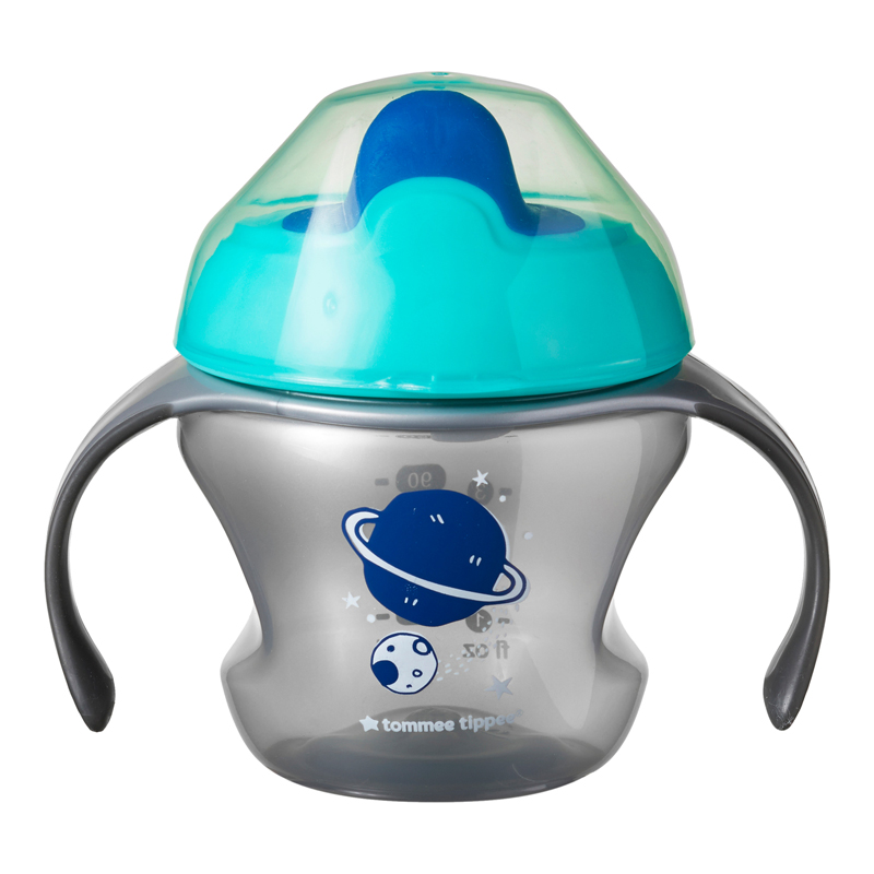 Tommee Tippee gertuvė nuo 4 mėn. Weaning Sippee PLANETOS