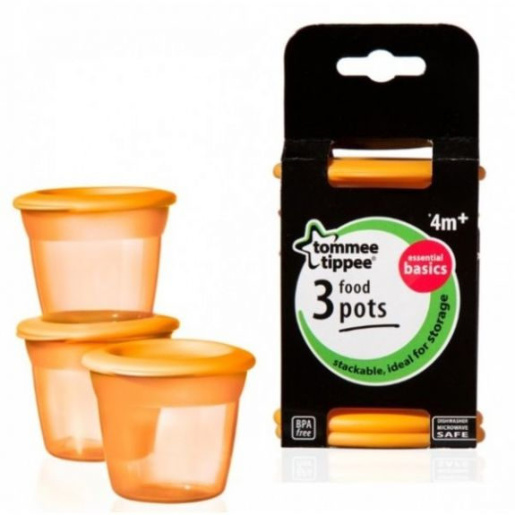 Tommee Tippee indeliai Essentials