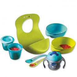 Tommee Tippee maitinimo rinkinys nuo 4 mėn. Toddler Weaning Kit