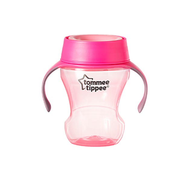 Tommee Tippee puodelis nuo 7 mėn. MEALTIME TRAINER 360