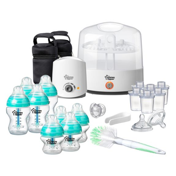 Tommee Tippee rinkinys ADVANCED ANTI-COLIC Complete Feeding Set