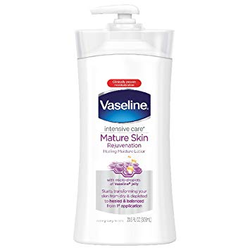 Vaseline Intensive Care Mature Skin Rejuvenation Lotion  400 ml
