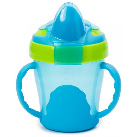 Vital Baby gertuvė nuo 6 mėn. Soft Spout Trainer Cup