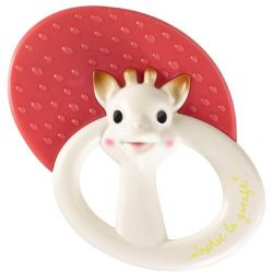 VULLI kramtukas FRESH TOUCH Sophie la girafe® Teething rattle