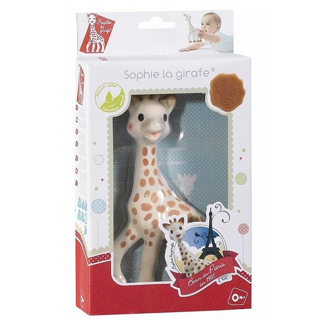 VULLI Sophie La Girafe kramtukas 18 CM